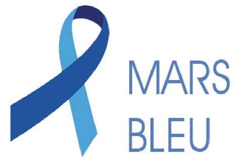 Mars bleu 2020